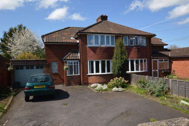 3 Bedrooms Semi Detached House for sale in Bridgwater Road, Taunton, Somerset