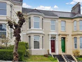 5 Bedrooms Terraced House for sale in Greenbank Avenue, St. Judes, Plymouth, PL4 8PX