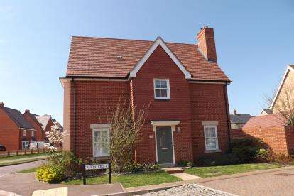 4 Bedrooms Detached House for sale in Aston Croft, Biggleswade, Bedfordshire