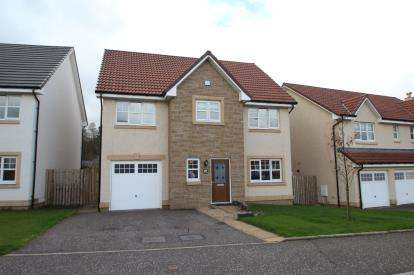 4 Bedrooms Detached House for sale in Thomson Drive, Reddingmuirhead