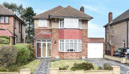 3 Bedrooms Detached House for sale in Cathcart Drive, Orpington