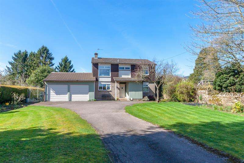4 Bedrooms Detached House for sale in Eastfield Road, Ross-On-Wye