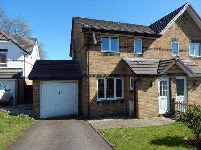 3 Bedrooms Semi Detached House for sale in St. Cleer, Liskeard