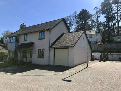 4 Bedrooms Detached House for sale in Totnes, Devon