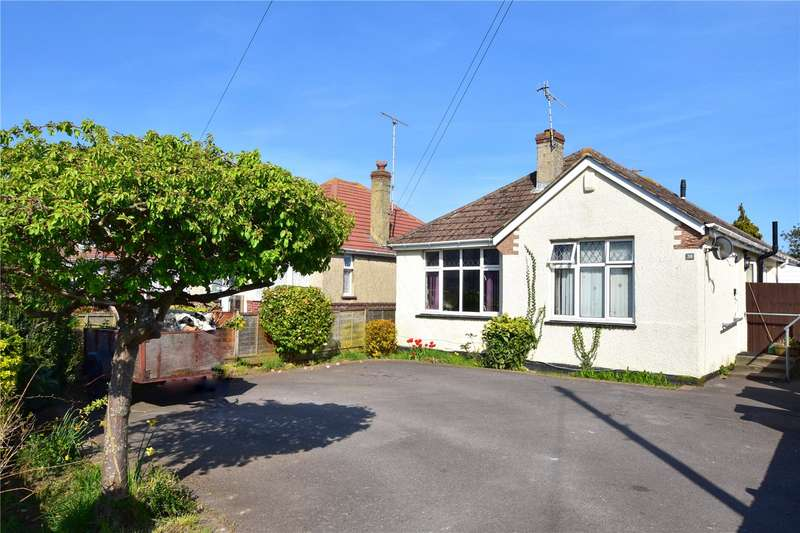 3 Bedrooms Detached Bungalow for sale in Boundstone Lane, Lancing, West Sussex, BN15
