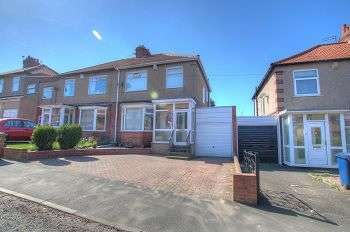 3 Bedrooms Semi Detached House for sale in Shipley Avenue , Newcastle Upon Tyne , NE4 9QY