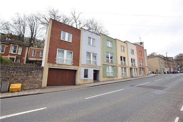 1 Bedroom Flat for sale in Brandon Villas, Jacobs Wells Road, Bristol, BS8 1EU