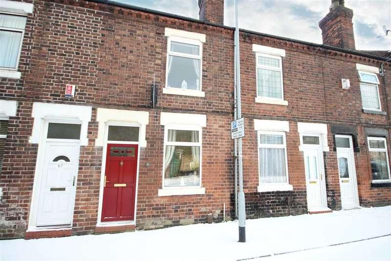2 Bedrooms Terraced House for sale in Chilton Street, Heron Cross, Stoke on Trent