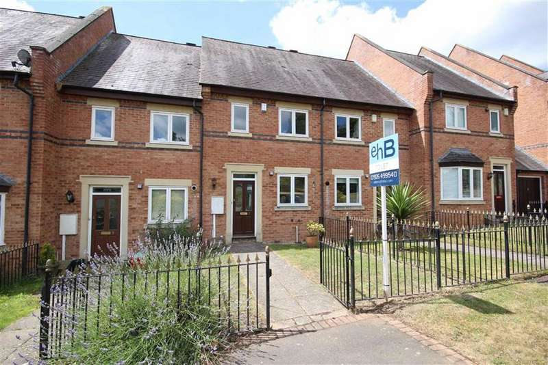 2 Bedrooms Terraced House for sale in Tredington Park, Hatton Park, Warwick, CV35
