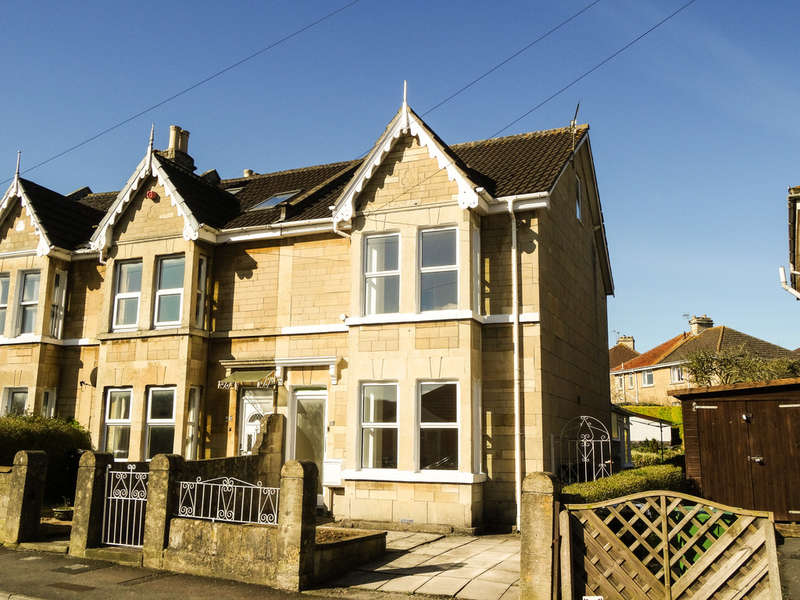 3 Bedrooms End Of Terrace House for sale in Southdown Road, Bath