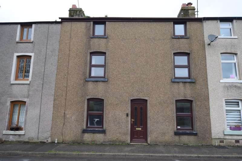 2 Bedrooms Terraced House for sale in London Road, Lindal, Ulverston, Cumbria, LA12 OLL