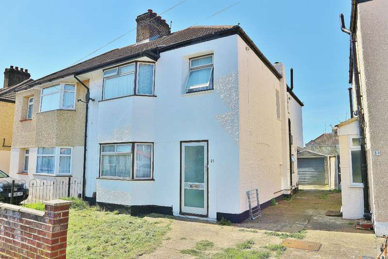 4 Bedrooms Semi Detached House for sale in Avondale Road, Welling, Kent, DA16 1NG