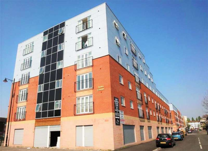 2 Bedrooms Apartment Flat for sale in Percy Street, Manchester, M15 4AB