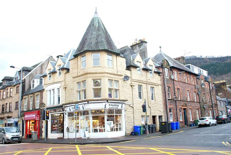2 Bedrooms Apartment Flat for sale in 1 Cross Street, Callander, Stirlingshire, FK17