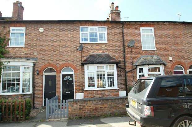 2 Bedrooms Terraced House for sale in Byrom Street, Hale