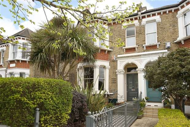 4 Bedrooms Semi Detached House for sale in Eastmearn Road, Dulwich