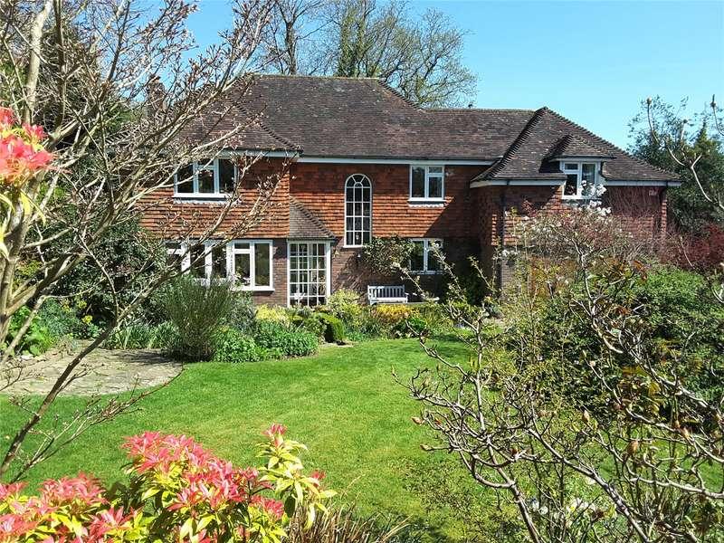 4 Bedrooms Detached House for sale in June Lane, Midhurst, West Sussex, GU29
