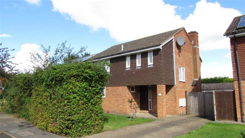 4 Bedrooms Detached House for sale in Hornbeam Close, , Paddock Wood, Tonbridge, Kent