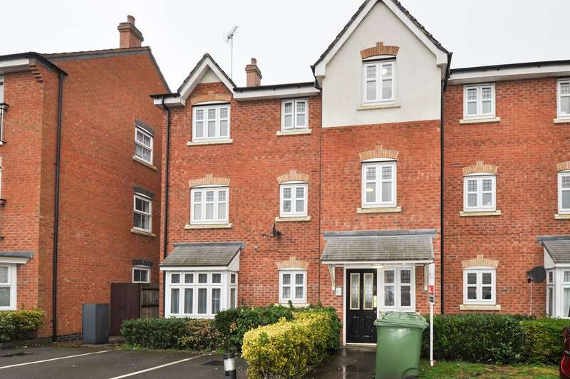 2 Bedrooms Apartment Flat for sale in Pitchcombe Close, Redditch, B98