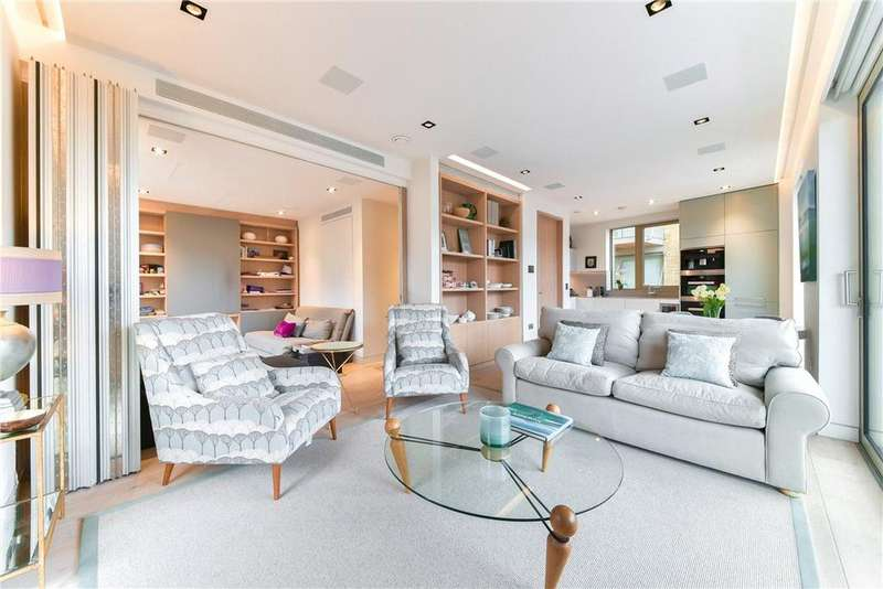 3 Bedrooms Flat for sale in Windlesham House, Duchess Walk, London, SE1