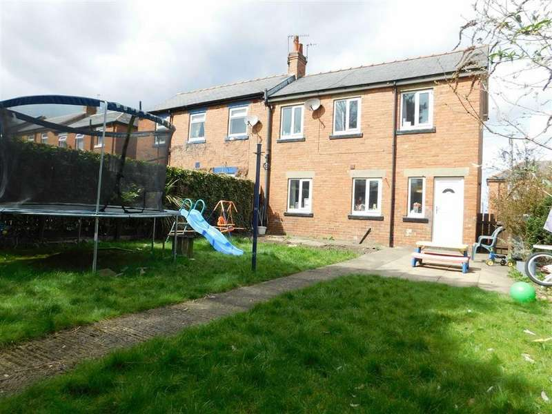 2 Bedrooms Semi Detached House for sale in Curfew Road, Ripon