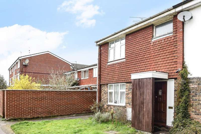 3 Bedrooms House for sale in Spring Terrace, Reading, RG2