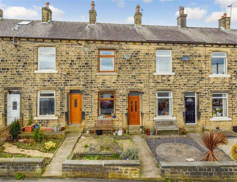 2 Bedrooms Terraced House for sale in Ashfield Road, Halifax