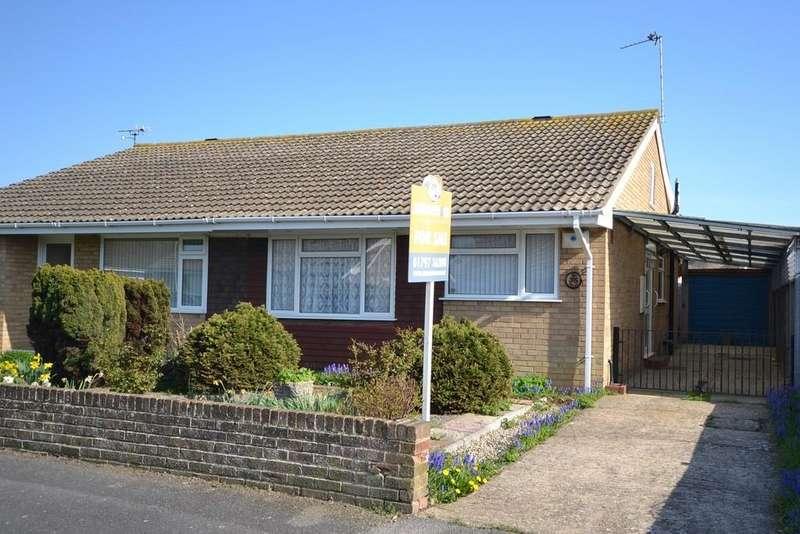 2 Bedrooms Semi Detached Bungalow for sale in Holly Road, St Marys Bay