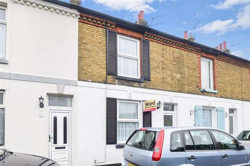 2 Bedrooms Terraced House for sale in Barton View Terrace, Dover, Kent