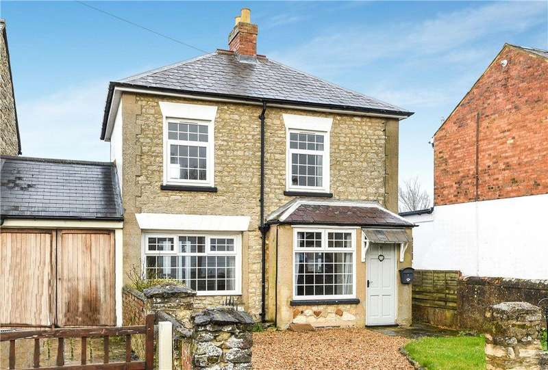 3 Bedrooms Detached House for sale in High Street, Hanslope, Buckinghamshire