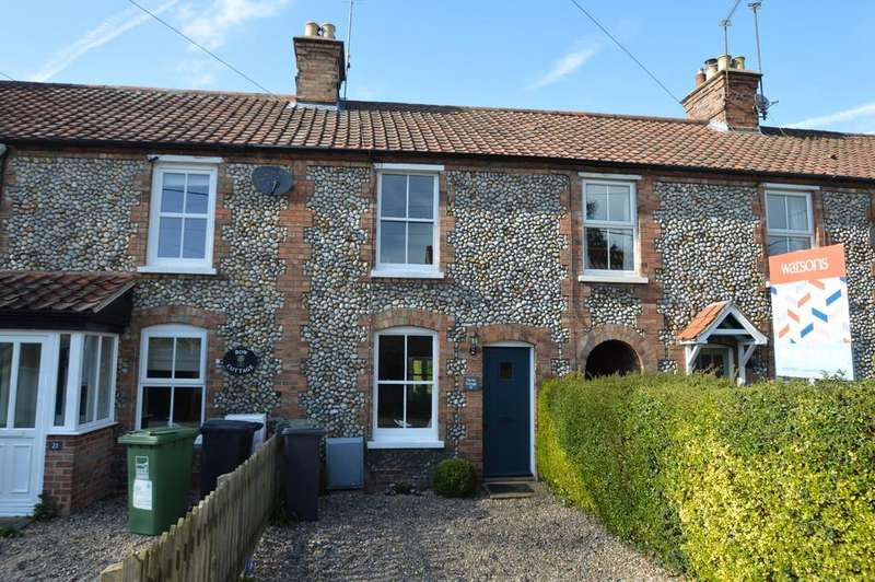 2 Bedrooms Terraced House for sale in Holt