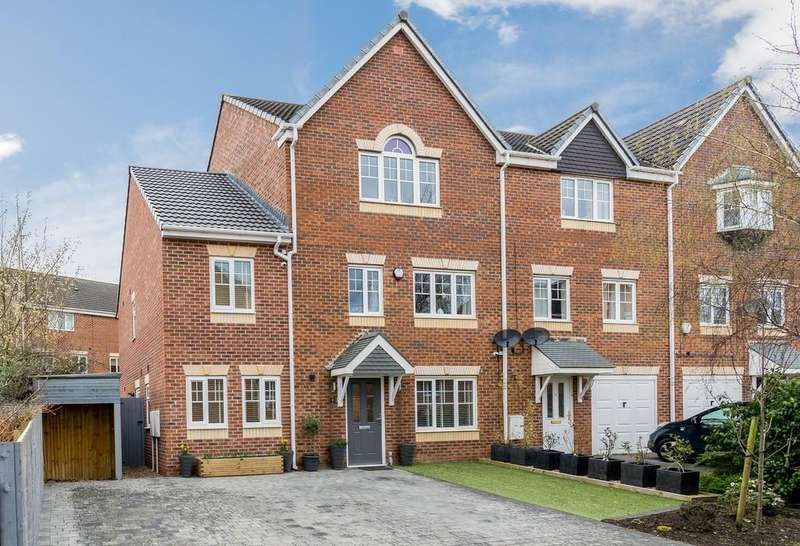 5 Bedrooms End Of Terrace House for sale in Aspen Close, Gomersal