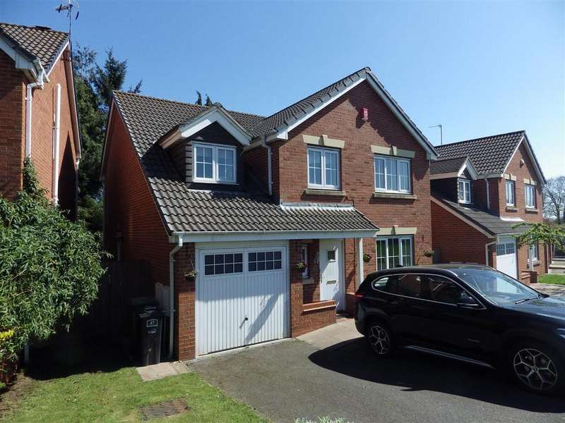 5 Bedrooms House for sale in Cavalier Drive, Halesowen