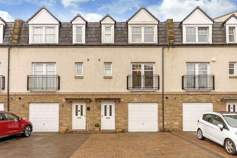 4 Bedrooms Terraced House for sale in 5 Rosslyn Avenue, Perth, PH2