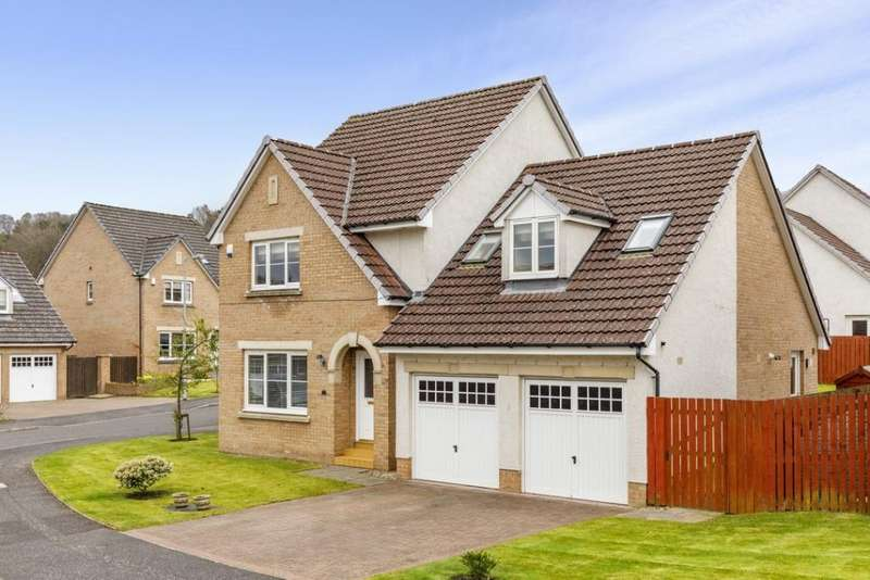 4 Bedrooms Detached Villa House for sale in 7 Deaconsbrook Road, Deaconsbank, G46 7UX