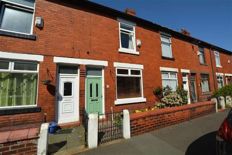 3 Bedrooms Terraced House for sale in Jackson Street, STRETFORD