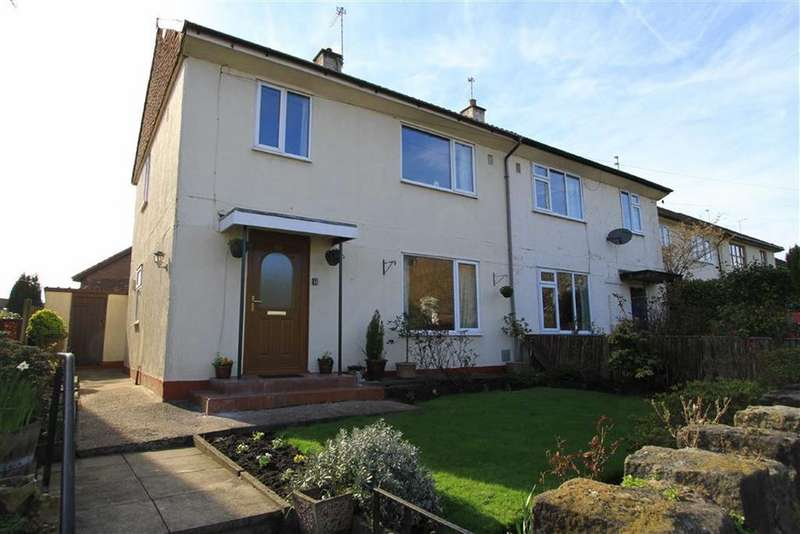 3 Bedrooms Semi Detached House for sale in 83, War Office Road, Bamford, OL11