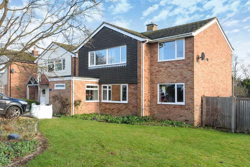 4 Bedrooms Detached House for sale in Wheatley, Oxfordshire, OX33