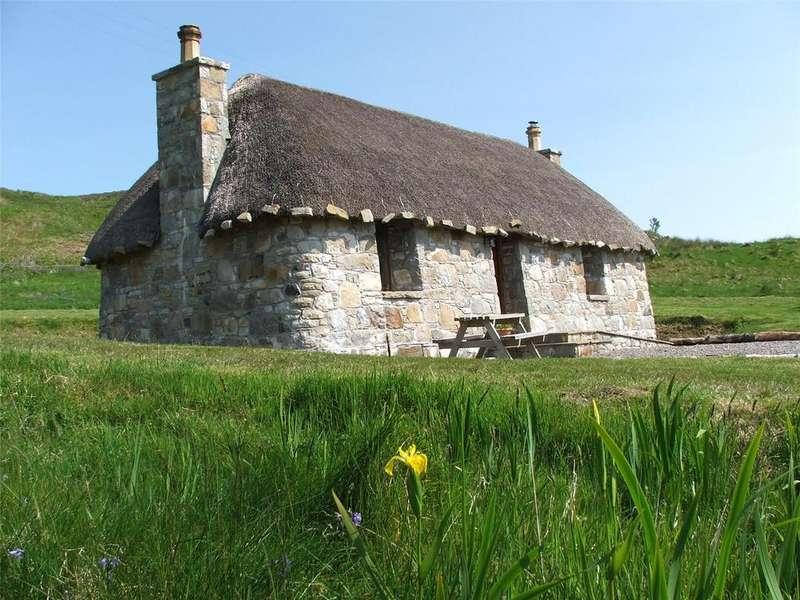 1 Bedroom Detached House for sale in Elgol, Isle of Skye