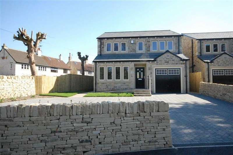 4 Bedrooms Detached House for sale in Granny Lane, Mirfield, WF14