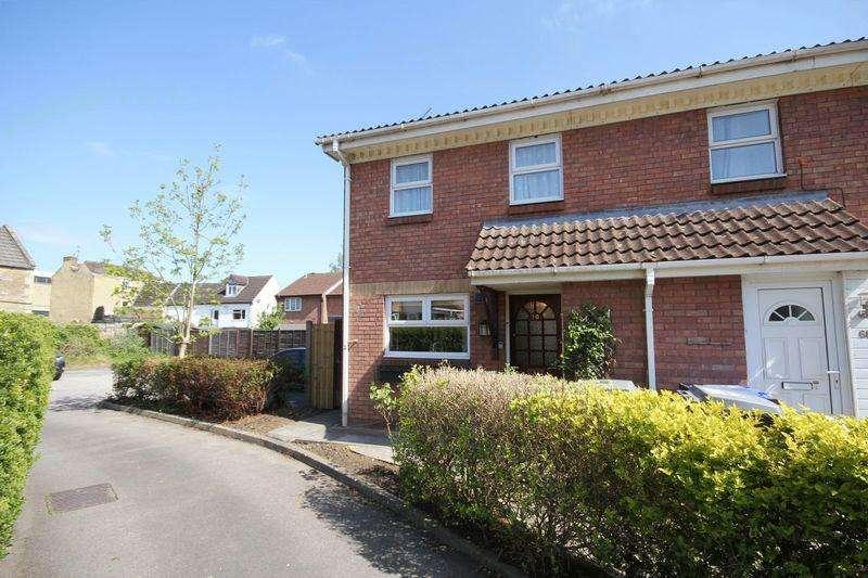 3 Bedrooms End Of Terrace House for sale in Weavers Crofts, Melksham