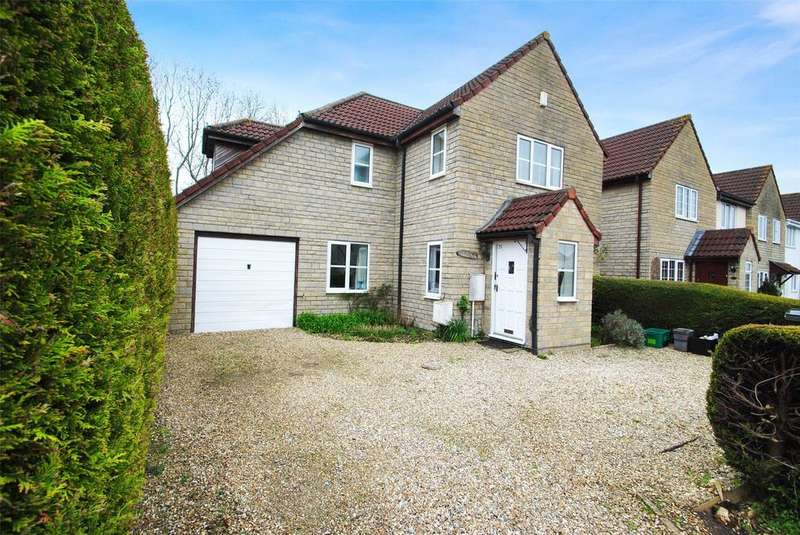4 Bedrooms Detached House for sale in Station Road, Hatch Beauchamp