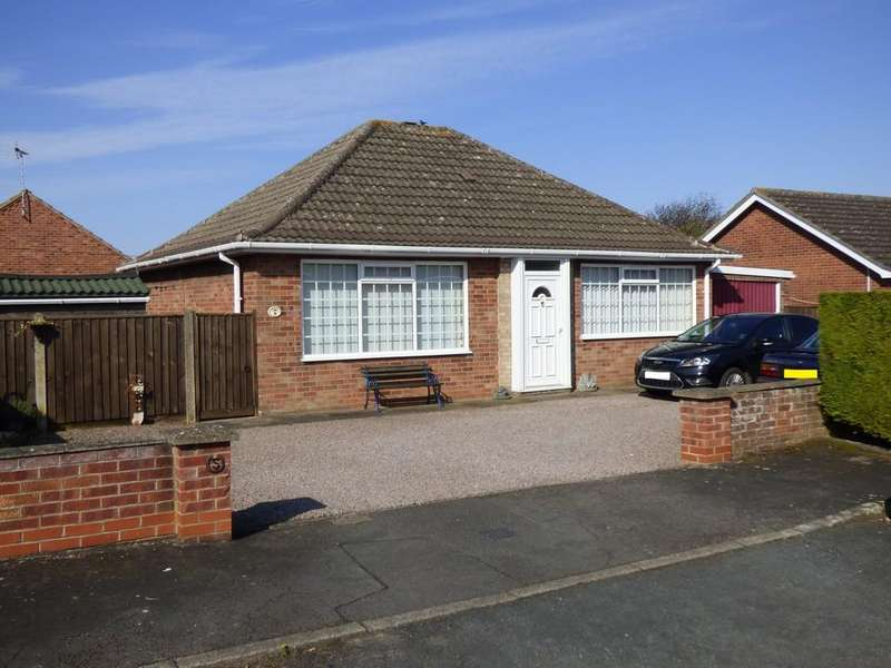 2 Bedrooms Detached Bungalow for sale in Brownsgate, Spalding