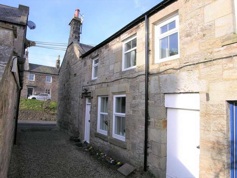 2 Bedrooms Cottage House for sale in Hawthorn Terrace, Rothbury