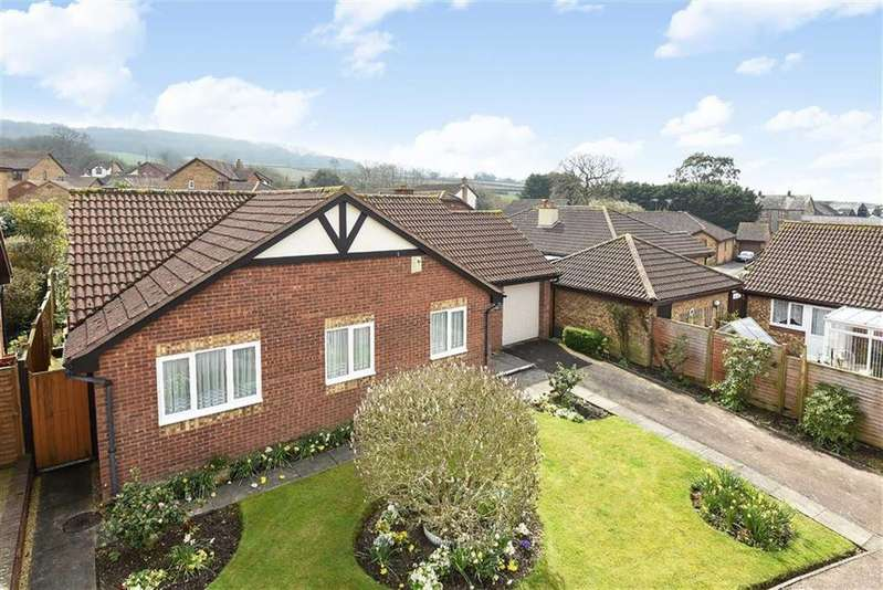 3 Bedrooms Bungalow for sale in Cypress Close, Honiton, Devon, EX14