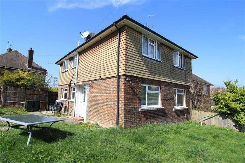 2 Bedrooms Apartment Flat for sale in Wickhurst Road, Portslade, East Sussex