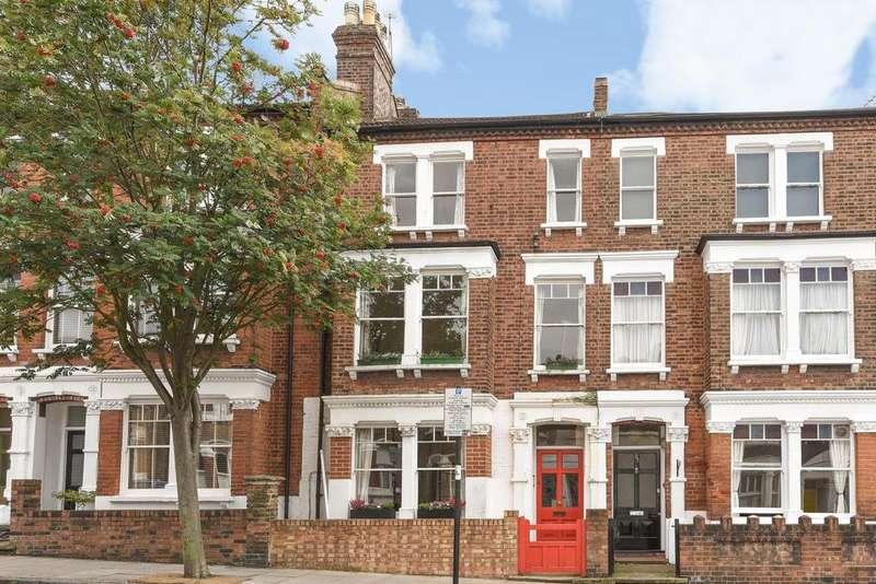 3 Bedrooms Maisonette Flat for sale in Framfield Road, Highbury