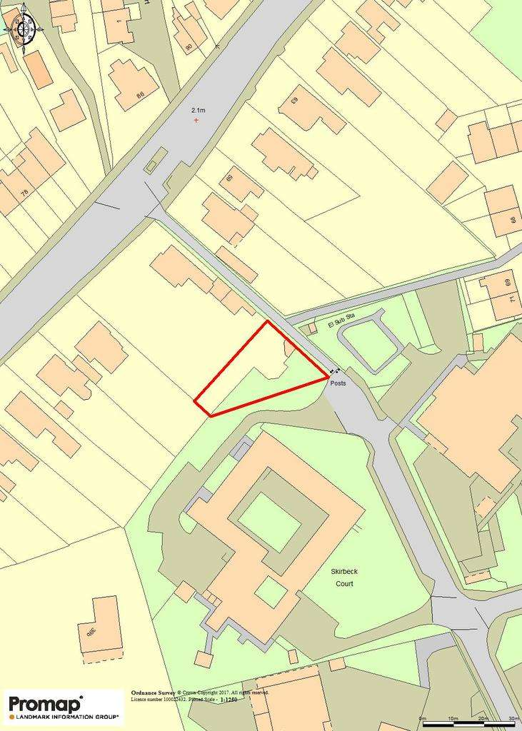 Plot Commercial for sale in Ashlawn Drive, Boston PE21