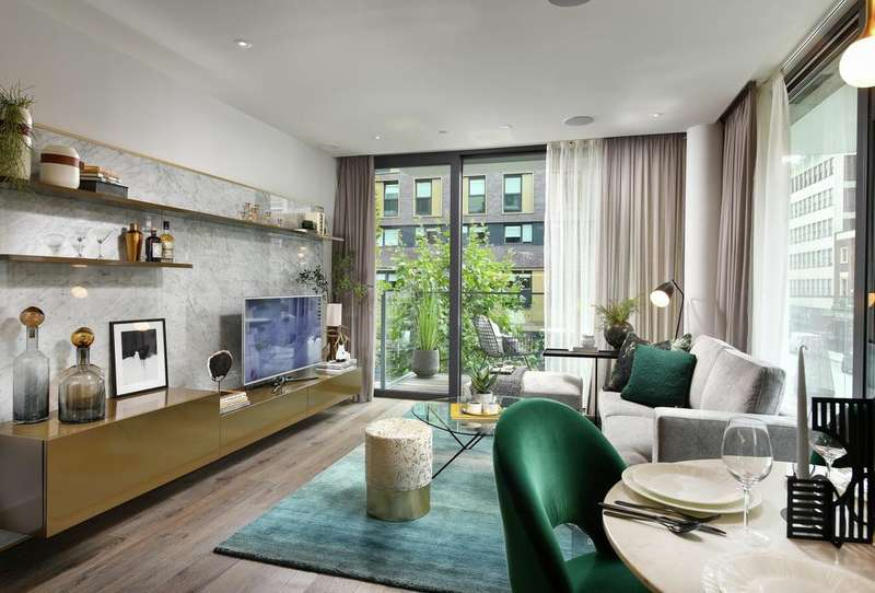 2 Bedrooms Apartment Flat for sale in Goodman's Fields, Cassia House, London