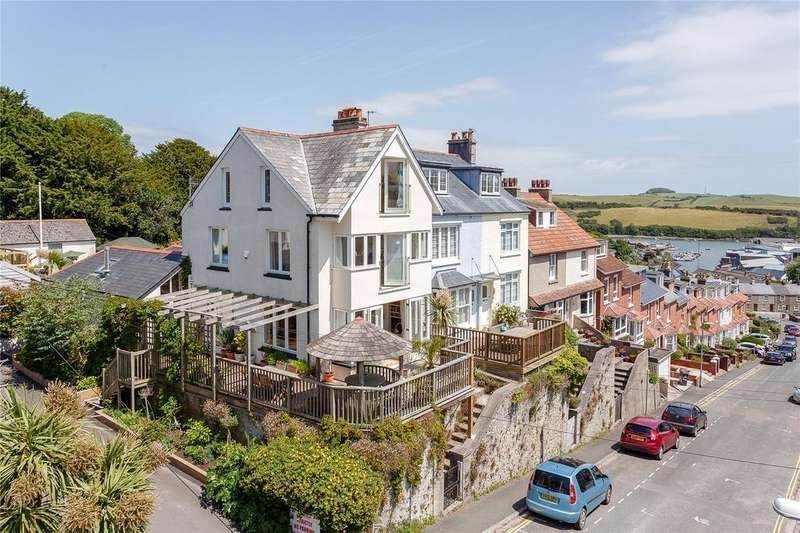 5 Bedrooms Terraced House for sale in Coronation Road, Salcombe, Devon